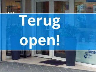 Eussen Optiek Valkenburg weer open